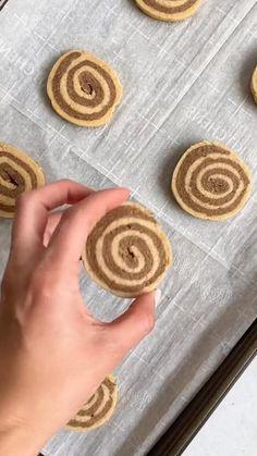 Mini Desserts, Summer Desserts, Healthy Desserts, Delicious Desserts, Pumpkin Recipes, Cookie Recipes, Dessert Recipes, Vegan Snacks, Vegan Recipes