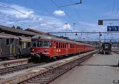 Swiss Railways, Bahn, Trains, Automobile, Electric, The Unit, Fancy, Vehicles, Europe