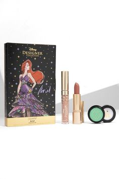 Get all 6 of the new, exclusive Princess Collection Sets. Sets include shades designed for each princess in our Super Shock Shadow, Lux Lipstick, and brand new Ultra Glossy Lip. Get the ultimate gift for your favorite Disney Princess fanatic! Disney Princess Makeup, Disney Makeup, Cute Makeup, Beauty Makeup, Beauty Skin, Makeup Pallets, Princess Collection, Makeup Tools, Makeup Tutorials
