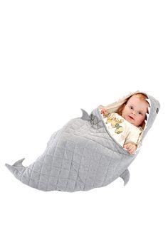 Baby Shark Wrap from Good Cloth