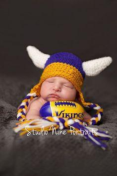 793fabdd3 30 Best Minnesota Vikings Baby Fun images