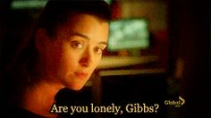 Ziva: Are you lonely, Gibbs?  Gibbs: You are never alone when you have kids. [Kisses Ziva on the forehead] Good night, kid. // NCIS