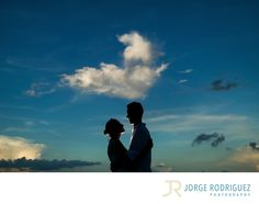 Jorge Rodriguez Photography - Destination Wedding Photography & Portrait based in Playa del Carmen, covering Tulum, Cozumel, Isla Mujeres, Cancun & Riviera Maya Mexico  - Engagement Portraits Xpu-Ha: Alisia & Zach stayed at Riu Tequila Hotel and they chose the amazing Xpu-Ha Beach for their engagement portraits, it was a sunny beautiful day, I love this place because we can have portraits done at the jungle and the beach. .During the photo shoot we had a little rain and the sky turned out…