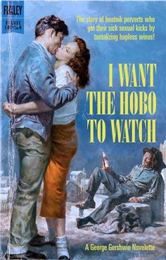 """""""I Want the Hobo To Watch"""" book"""