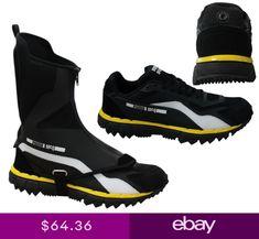 d3e49b5958ad Puma AMQ McQ Alexander McQueen Faas TR Mens Trainers Boots Black 361482 01  M8