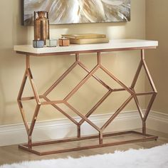 Do you need some living room design inspiration? Check out these awesome examples of Luxury Furniture Design for your contemporary living room specifically Modern Console Tables Do you need some living room design Colorful Furniture, Metal Furniture, Luxury Furniture, Diy Furniture, Furniture Design, Modern Console Tables, Iron Decor, Interior Design Inspiration, Living Room Designs