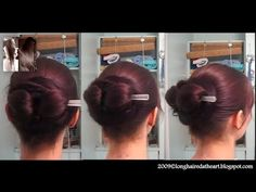 Chinese Bun and Variation