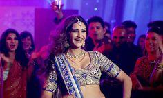 Unconventional Lehenga Colours Bollywood Gave The World! ( Psst, Some Amazing Inspiration Inside!) | WedMeGood