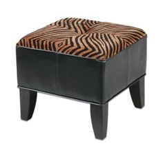 Uttermost Kumari Ottoman 18 Inches by 18 Inches by 16 Inches Tall by Uttermost, http://www.amazon.com/dp/B002MQFDN4/ref=cm_sw_r_pi_dp_OW6rsb0E229AX, in my bonus room