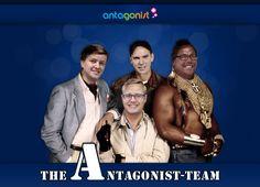 Join the A-team! Het verhaal achter ons personeelsbeleid. En wat we bij Antagonist nog meer doen dan klanten uitzinnig blij maken en rondscheuren in een zwart busje met rode striping.