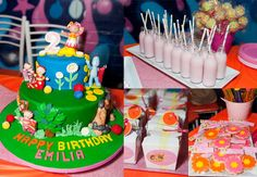 In The Night Garden Birthday Party Ideas | Photo 2 of 15 | Catch My Party