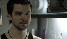 Andrew Lee Potts looking awesome and handsome as John Harker <3