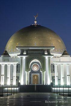 Mosque,Turkmenistan