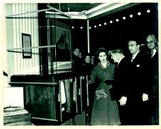 A visit to the radio stand in the show by HRH Queen Elizabeth in Kids Furniture, Garden Furniture, Ideal Home Show, Queen Elizabeth, Home Renovation, The Past, In This Moment, Furniture For Kids, Outdoor Garden Furniture