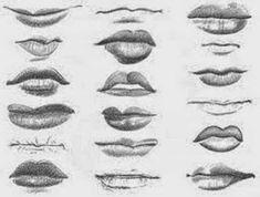 Grande: Sensualidad, deseos materiales     Pequeña: Timidez, deseo de gustar y agradar, ternura     Labios finos: Actitud práctica, ten...