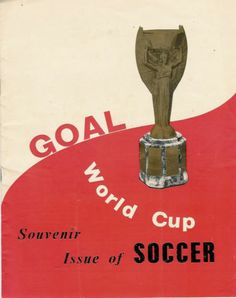 1966 GOAL WORLD CUP SOUVENIR FOOTBALL MAGAZINE PUBLISHED IN NEW ZEALAND *