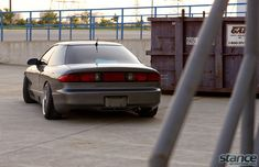 Featured Ride: Erik's 1994 Probe GT - Stance Is Everything Mazda Capella, Ford Probe Gt, Sterling Grey, Mustang Mach 1, Mazda 6, Rear Wheel Drive, Front Brakes, Vintage Trucks