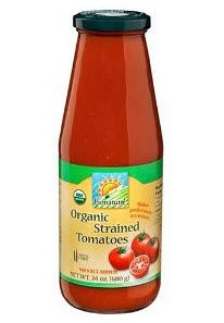 Bionaturae, Organic Strained Tomatoes, No Salt Added (or anything else). Great for making your own sauce. Gourmet Recipes, Whole Food Recipes, Apple Cider Vinegar, Organic Recipes, Hot Sauce Bottles, Vitamins, Nutrition, Glass Bottle, Glass Jars