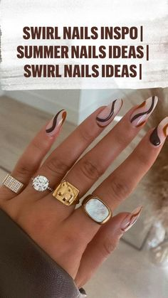 Simple Fall Nails, Cute Nails For Fall, Pastel Nails, Nude Nails, Aycrlic Nails, Fall Almond Nails, Fall Nail Trends, Fall Acrylic Nails, Fall Toe Nails