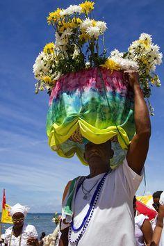 Festa de Yemanjá, Salvador - Bahia