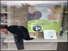 Venerdì 19 aprile 2013. I jeans Snelli & Belli esposti al Centro Estetico PrimoPiano di Sulzano.