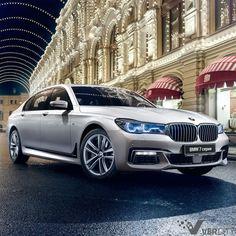 2015 BMW 750Li xDrive M Sport