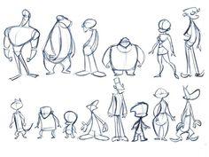 animation character design - Google 搜尋: