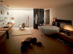 The Axor Massaud bathroom
