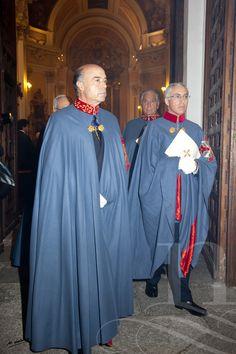 El Duque de Hornachuelos y Amadeo-Martín Rey Cabieses