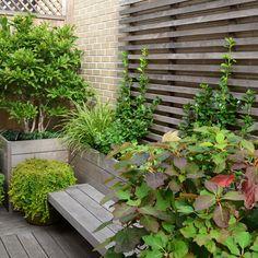 Central Park West - traditional - porch - new york - Jeffrey Erb Landscape Design