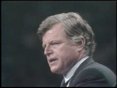 Still true today: the Republicans are wrong and their policies hurt us. Vote Democratic. Senator Kennedy at the 1980 Democratic National Convention