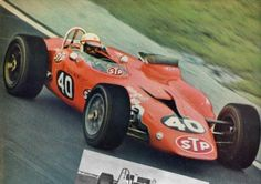 '67 STP-Paxton Turbine Indy car