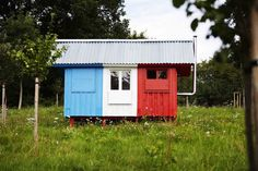 'France' is a $1,200 tiny house that snaps together in just 3 hours | Inhabitat - Green Design, Innovation, Architecture, Green Building