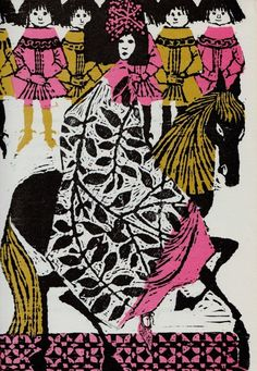 Итальянские сказки Иллюстратор Evaline Ness, 1965