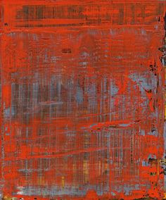 Gerhard Richter » Art » Paintings » Abstracts » Abstract Painting » 908-7