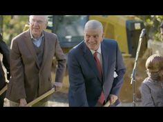 Breaking Ground on Billy Graham Archive & Research Center - YouTube Anne Graham Lotz, Billy Graham Evangelistic Association, Broken Families, Research Centre, Archive, Youtube, Youtubers, Youtube Movies