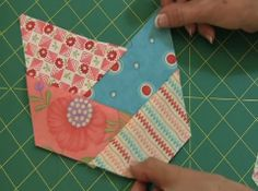 Sew Easy Lesson: 60 Degree Braid - How-to Videos - Quilters Club of America