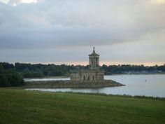 Normanton, Rutland water, England