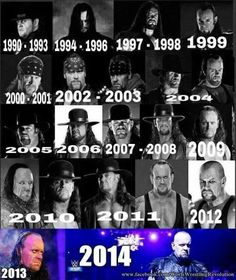 Undertaker thru the years Romans 12 2, Undertaker Wwe, Mark Williams, Drive Me Crazy, Dead Man, Wwe Superstars, Just Kidding, My Man, Family Photos