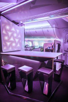 Virgin Atlantic 787 Upper Class and Premium Economy   Viewport Studio