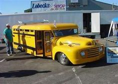 Gives new meaning to short bus!!