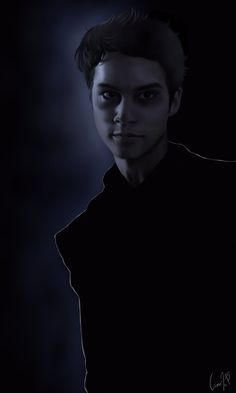 Stiles, Nogitsune by PawsforHead