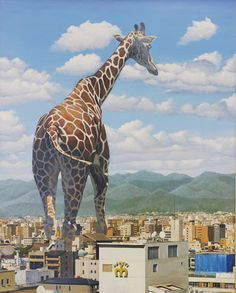 Searching for Paradise: Paintings of Shuichi Nakano | Parka Blogs