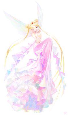 .neo queen serenity by rojo0110