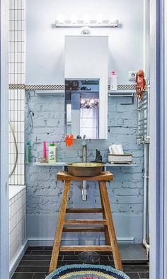 Дизайн небольшой ванной: как использовать пространство и 80+ функционально продуманных интерьеров http://happymodern.ru/dizajn-vannoj-komnaty-3-kv-m-foto-2/ Интерьер небольшой ванной комнаты в стиле бохо Смотри больше http://happymodern.ru/dizajn-vannoj-komnaty-3-kv-m-foto-2/