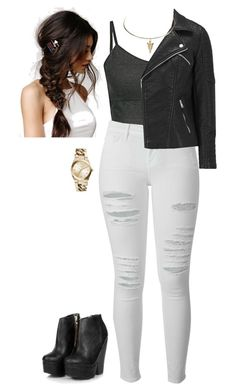 #931 by diva-996 on Polyvore featuring ONLY, Frame Denim, Missguided, Michael Kors, Wet Seal and With Love From CA