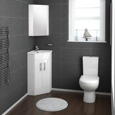 small corner vanity units for bathroom. Alaska Cloakroom Suite  Corner Basin Vanity UnitCorner Bathroom Ideas Simple White Cabinet Modern Sinks