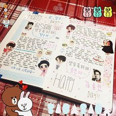 My only wish now To have a kpop diary