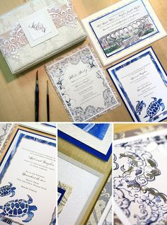 I LOVE this lace over the ribbon. It's a way to incorporate lace when you have a white card.