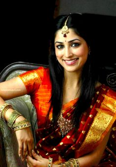 Yami Gautam Actress Photos Stills Gallery South Indian Bride, Indian Bridal, Kerala Bride, Hindu Bride, Sonam Kapoor, Deepika Padukone, Latest Sarees, Saree Wedding, Desi Wedding